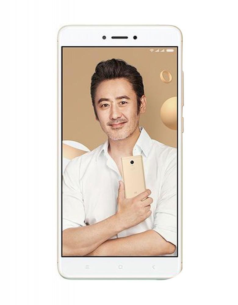 Xiaomi Redmi Note 4X 64GB Smartphone - Gold